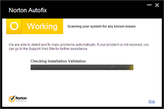 Norton AutoFix