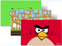 Angry Birds themepack