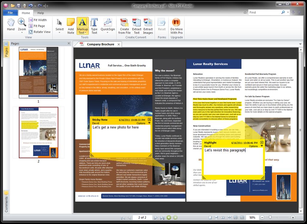 Reader setup pdf nitro