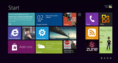 Win8 Start Screen for Win7