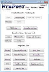 WebPost Tools