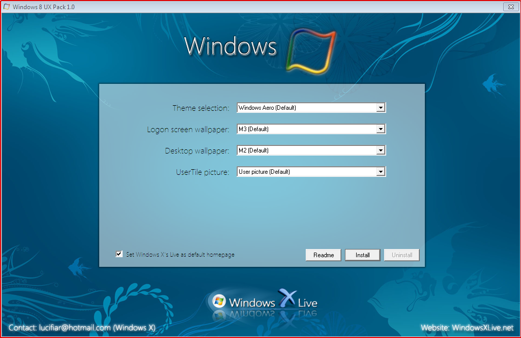 Windows Desktop Themes