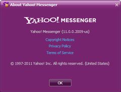 Yahoo Messenger 11 final version thumb Download Yahoo Messenger 11 Final Offline Installer