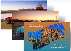 classic american road trip themepack
