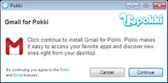 installing Pokki