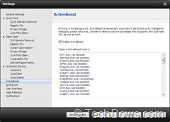 ActiveBoost module