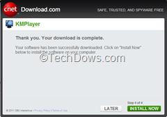 CNET download installer