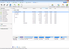 EASEUS Partition Master Home 9