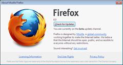 Firefox 6