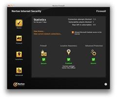 NIS 5 firewall