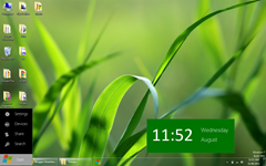 Pulmon Start Windows 8 Metro Start Menu