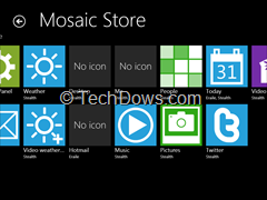 Mosaic Store thumb Mosaic Desktop Brings Windows 8 Metro UI to Windows 7 [Almost]