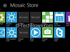Mosaic Store