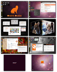 Ubuntu Skin Pack for Windows 7