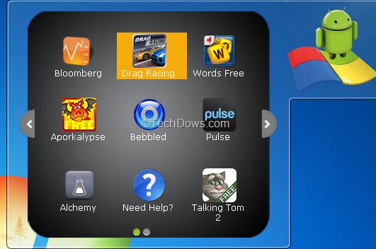run android apps on pc windows 7