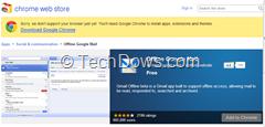 Chrome WebStore in Firefox