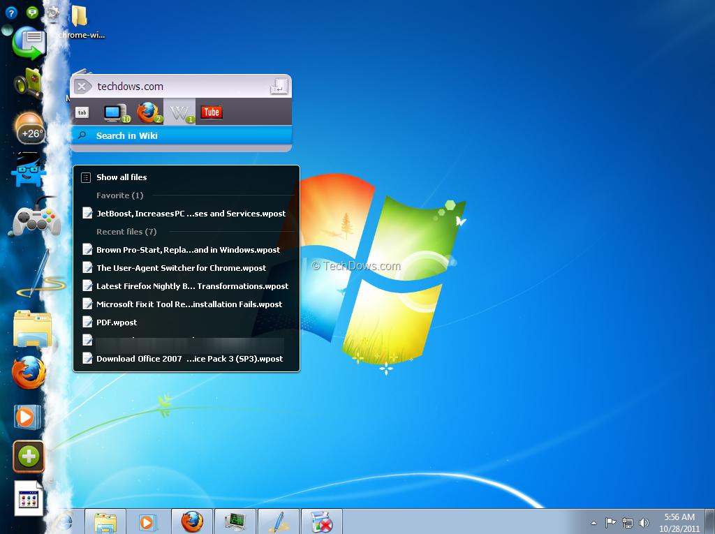 Multibar, Multi Functional Desktop bar