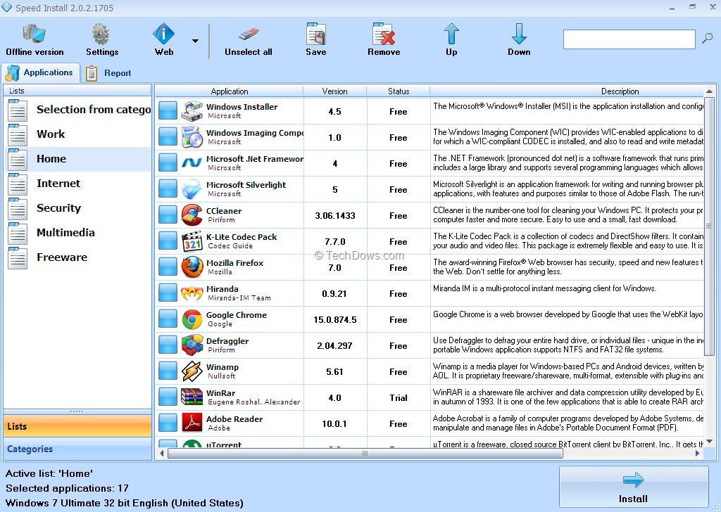 multiple software installer freeware