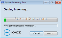 System Inventory Tool