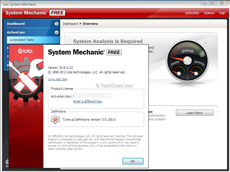 Download System Mechanic Free Version