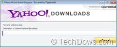 Yahoo Downloads powered by openinstall