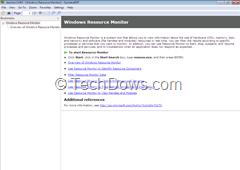 CHM file opened in Sumatra PDF 1.9