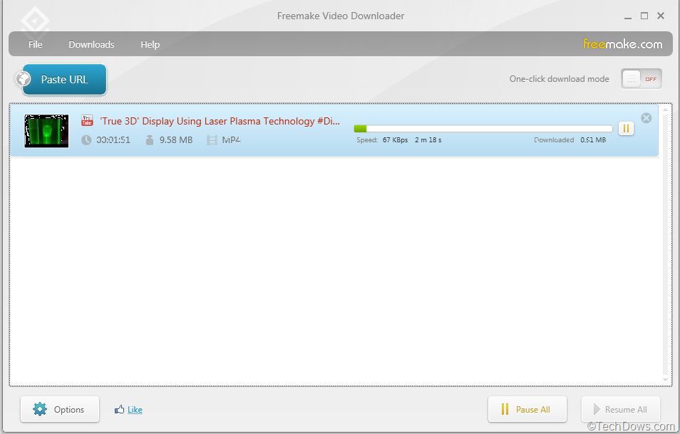 Freemake Video Downloader 3.0 Video sharing site YouTube has developed an automatic way to rate how funny ...