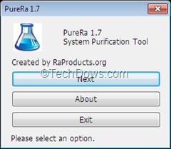 PureRa UI