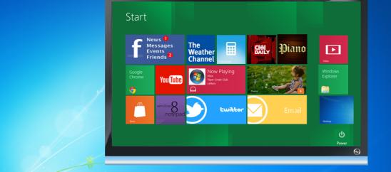 Windows 8 Simulator, Run Windows 8 as a Desktop App on