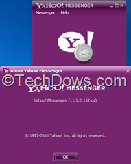 Yahoo Mesenger 11.5 thumb Yahoo Messenger 11.5 Released with Tabbed IMs, Offline Installer Link Inside