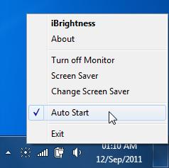 ibrightness tray options