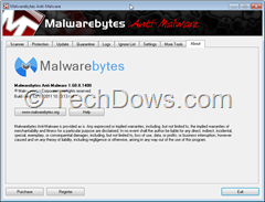 Malwarebytes Anti-Malware 1.60 Beta