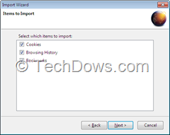 How to Import Chrome Bookmarks, Browsing History, Cookies