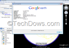 Google Earth 6.2 thumb Google Earth 6.2 Released with a New Search Interface [Offline Installer]