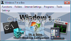 Windows 7 in a Box thumb Windows 7 in A Box: Access All Windows 7 Functions and Settings from One Place