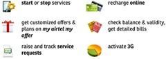 Airtel Prepaid My Account