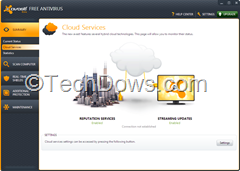 Avast Cloud Services