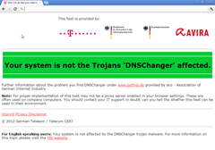 DNS.Ok.de test