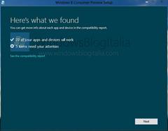 Windows 8 Consumer Preview Compatibility Summary