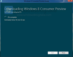 Windows 8 Consumer Preview - Download