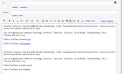paste as plain text in Chrome thumb Paste Only Plain Text from a Web Page in Chrome with A Shortcut