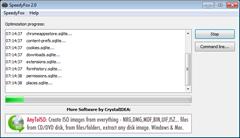 Firefox optimization progress