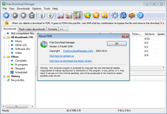 FDM 3.9 thumb Free Download Manager (FDM) 3.9 Released with Support for Firefox 10 14