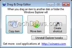 Drag & Drop Editor