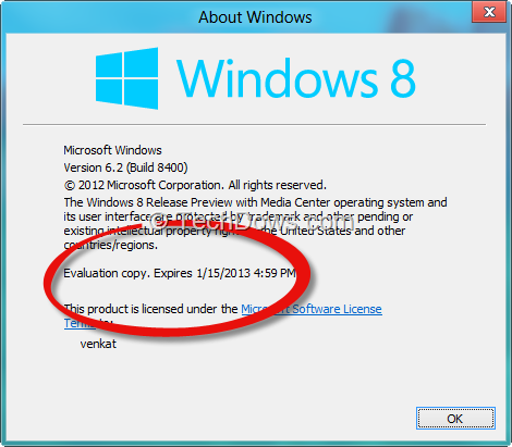 Windows 8 release date in Perth
