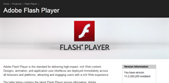 flash player 11.3.300.265