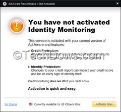 identity monitoring