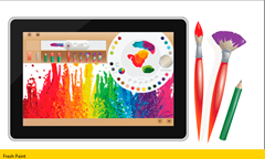 Fresh Paint Windows 8 app