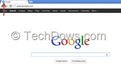 Google's blue favicon