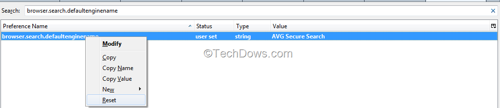 what is avg secure search